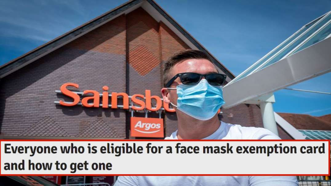 Liverpool Echo - mask exemption cards