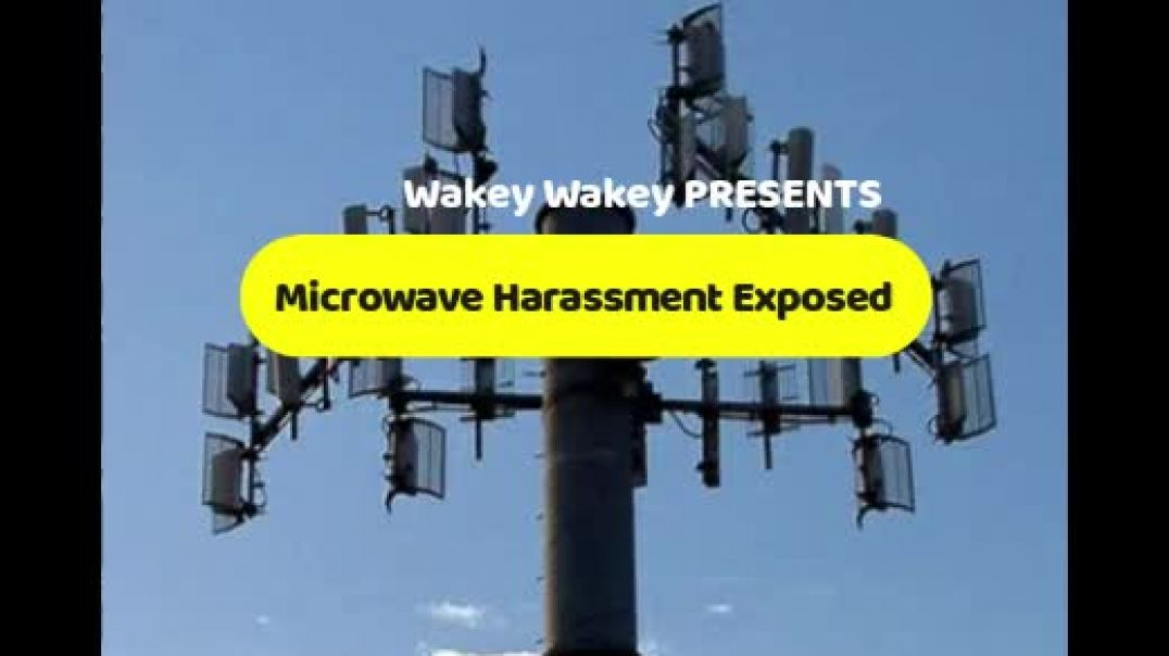 Microwave Harassment - Psychotronic Weapons EXPOSED