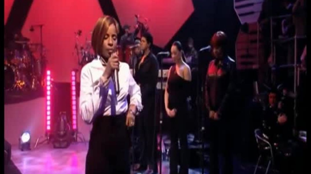 Mary J Blige - No More Drama (Live) (Later with Jools Holland 2002)