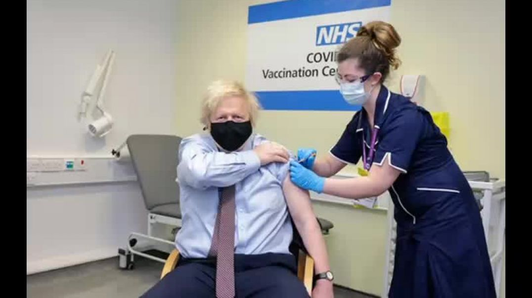 Did Boris Johnson really take the vaccine or is he just pretending???