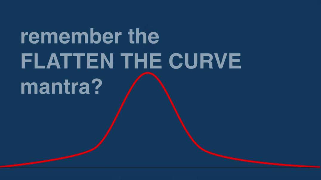See why the FLATTEN THE CURVE mantra was based on FLAWED reasoning