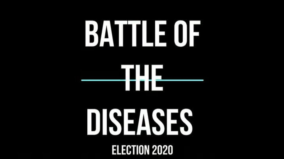 Usa election results 2020 battle of the diseases