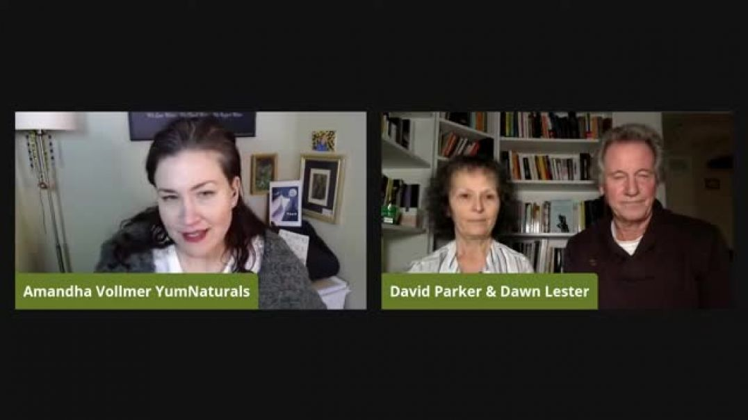 What Really Makes You Ill? With Authors Dawn Lester & David Parker + Amandha Vollmer.