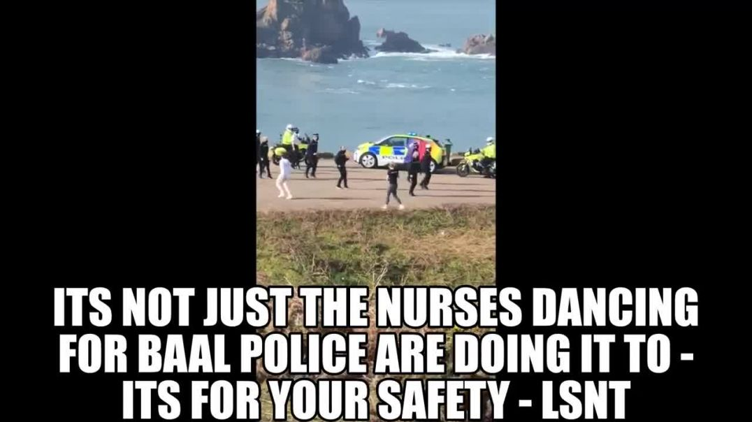 Its not just the NURSES DANCING FOR BAAL POLICE want in aswell!
