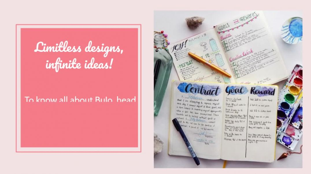 Bullet Journal Tips: Happiness Through Productivity