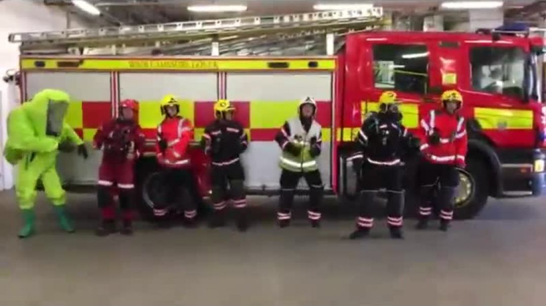 Now its time for DANCING FIREMEN