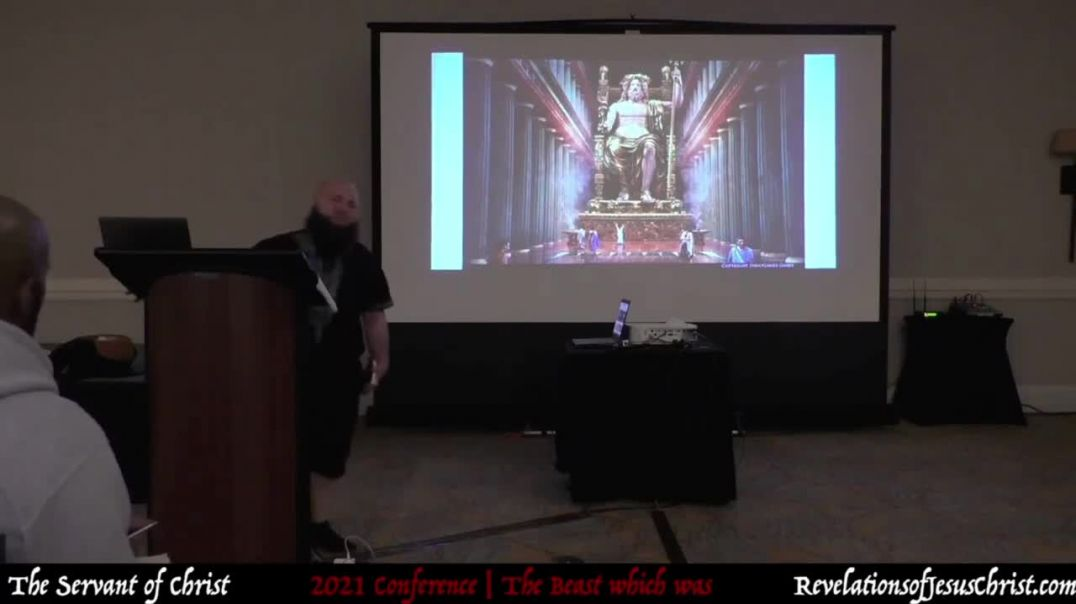 REVELATIONS OF JESUS CHRIST : Can YOU face the TRUTH? (The VACCINE ABOMINATION) PART 2 of 5