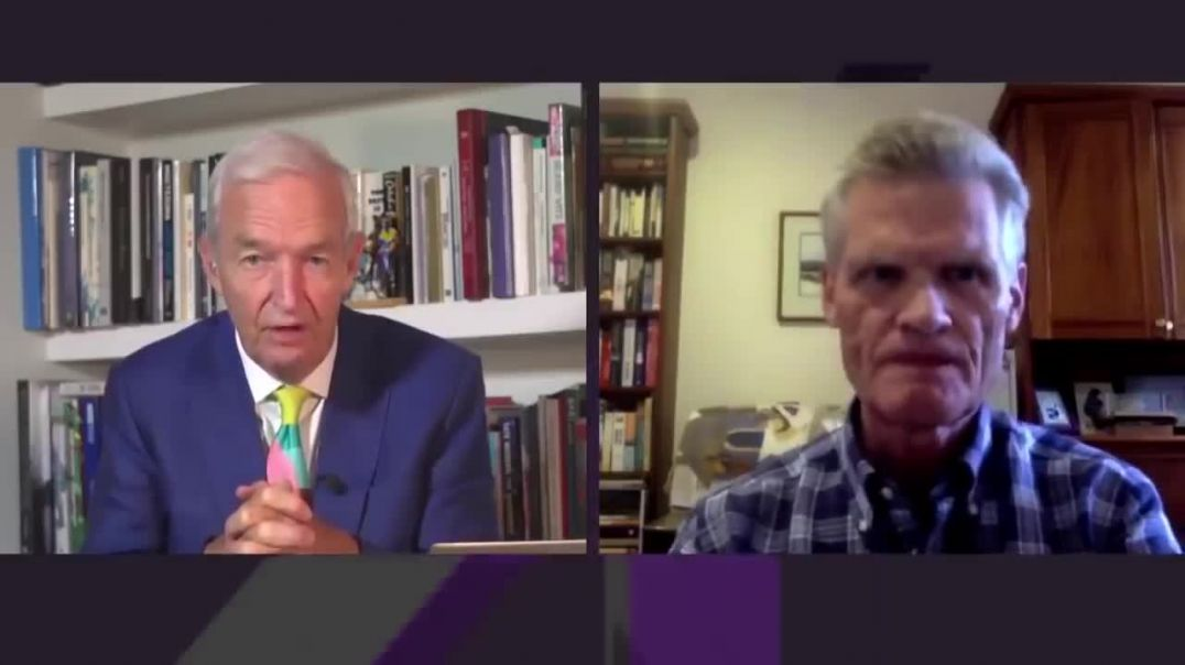 Jon Snow & Professor John Bell Talking about the vaccine, HE SAID WHAT?