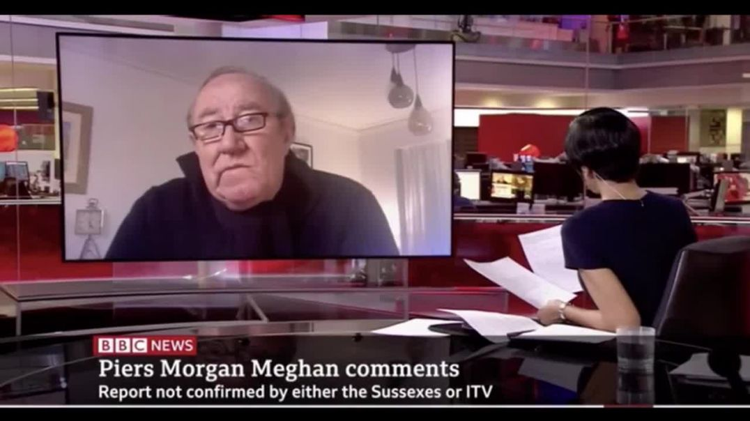 Piers Morgan, Where is he off to next?