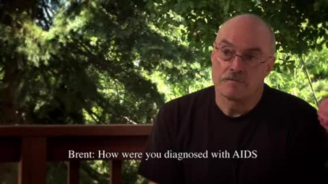 Diagnosing HIV without using an HIV Test