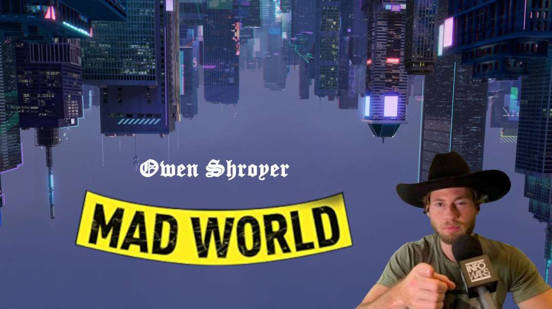 OWEN SHROYER - Mad World (45/48)