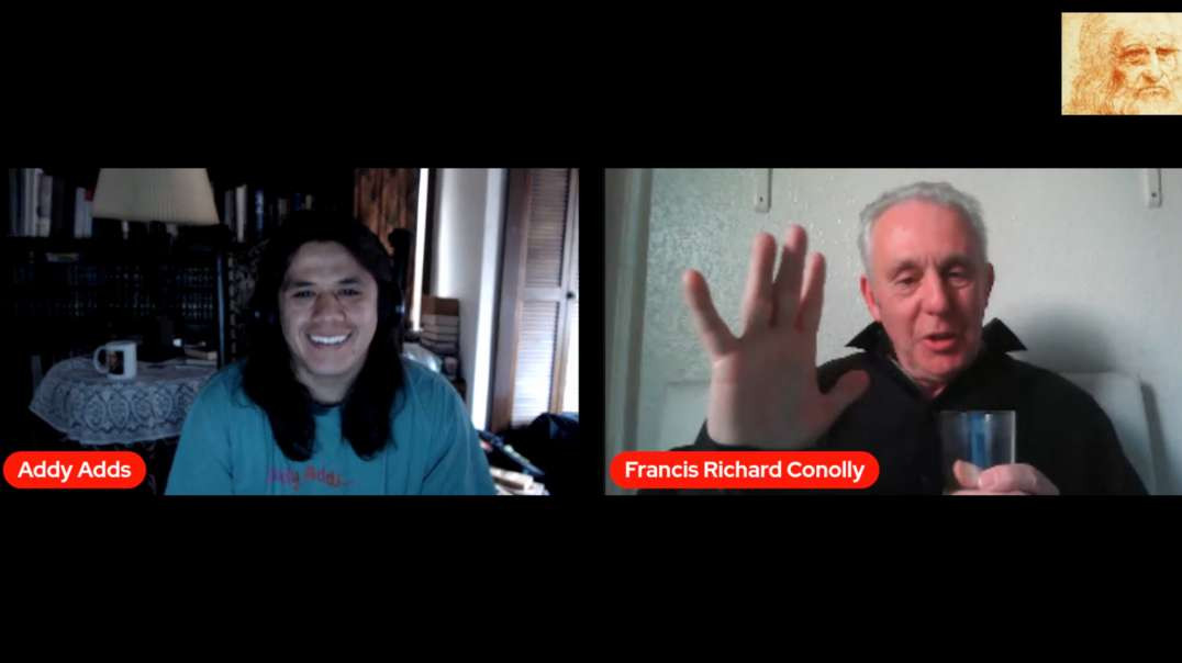 Addy Adds & Francis Richard Conolly Discuss Ghislaine Maxwell & Prince Andrew