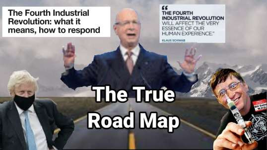 THE FOURTH INDUSTRIAL REVOLUTION, THE TRUE ROAD MAP