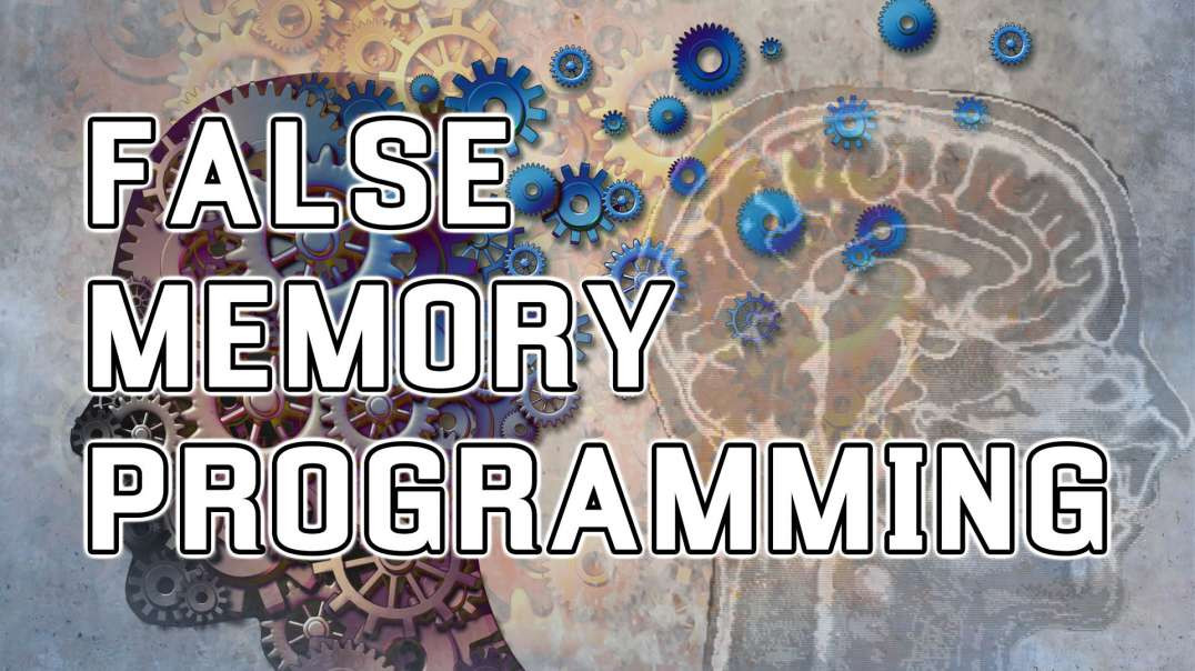 Researchers Successfully Implant then DELETE False Memories in People's Minds