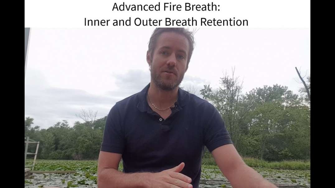 Day 16 - Kapalbhati Fire Breath III - with inner and outer breath retention for extra power