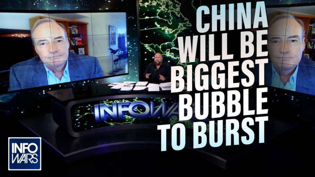 Harry Dent: China Will Be The Biggest Bubble to Burst