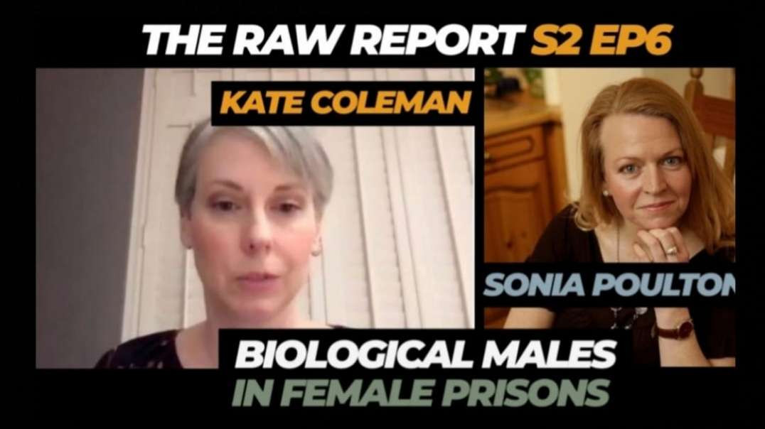 S2, Ep 6: Dr. Kate Coleman - Males in Female Prisons