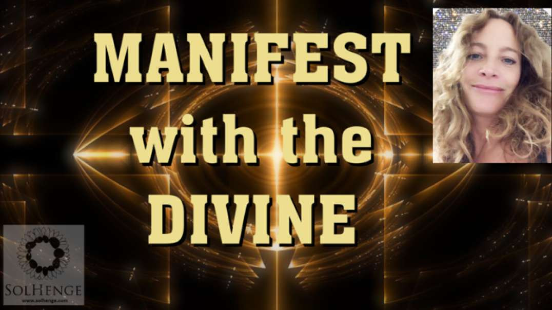 Guided meditation | manifest with the Divine | trust and let go and watch your dreams come true