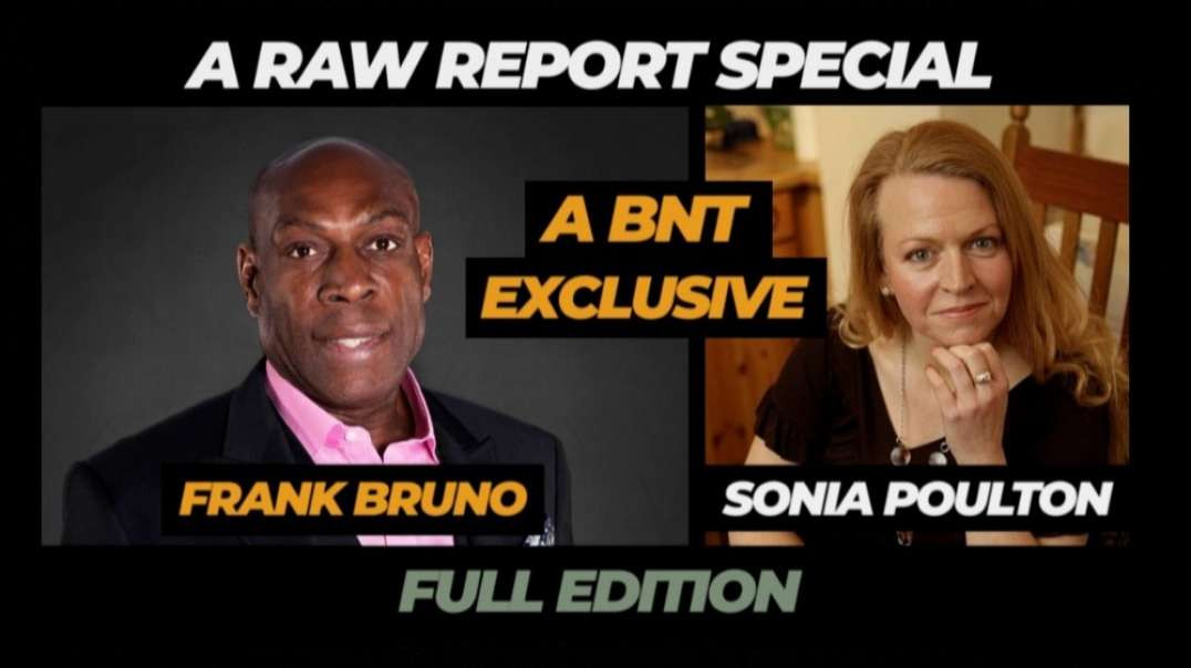Raw Report Special with Frank Bruno