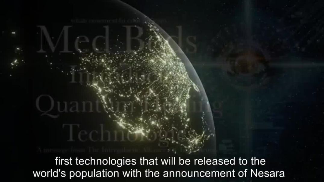 22 Nov 2020-Quantum Med Bed Technology  Could this be in our near future