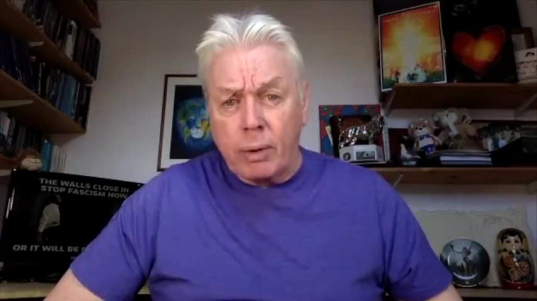 DAVID ICKE   THE WALLS CLOSE IN - STOP FASCISM NOW , OR IT WILL BE PERMANENT