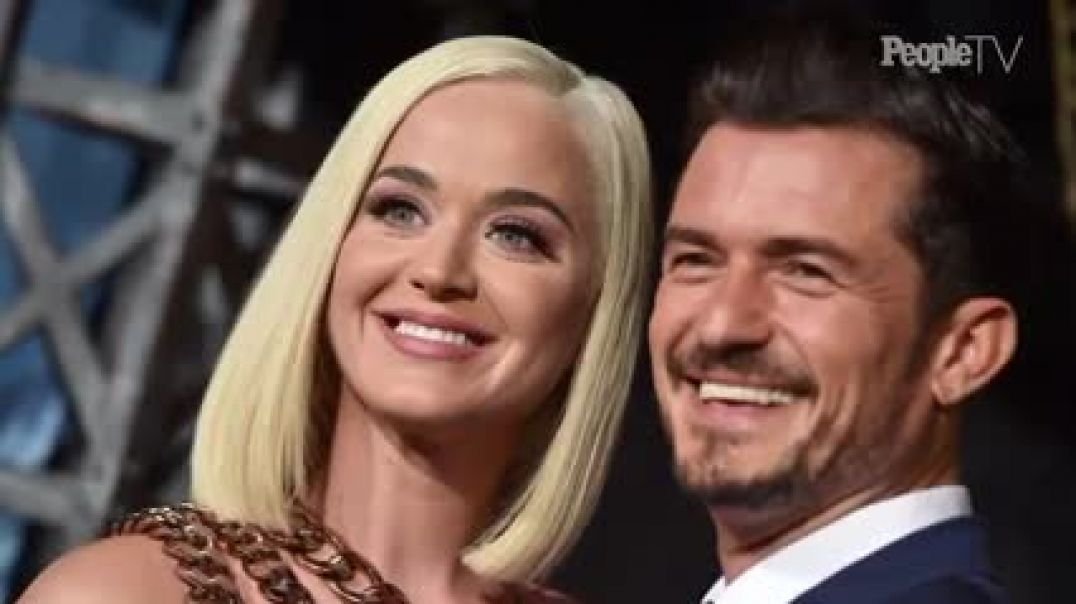 Katy Perry Jokes She would  Be the Good Cop and Orlando Bloom Will Be the Bad Cop to Their Daughter