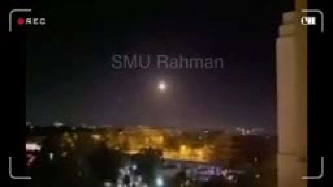 Late at night on March 16 local time_ Israel launched an air raid on Damascus_ t