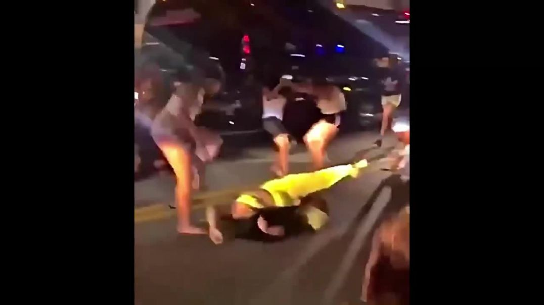 SPRING BREAKERS Completely DESTROY MIAMI BEACH & THEN GET ARRESTED