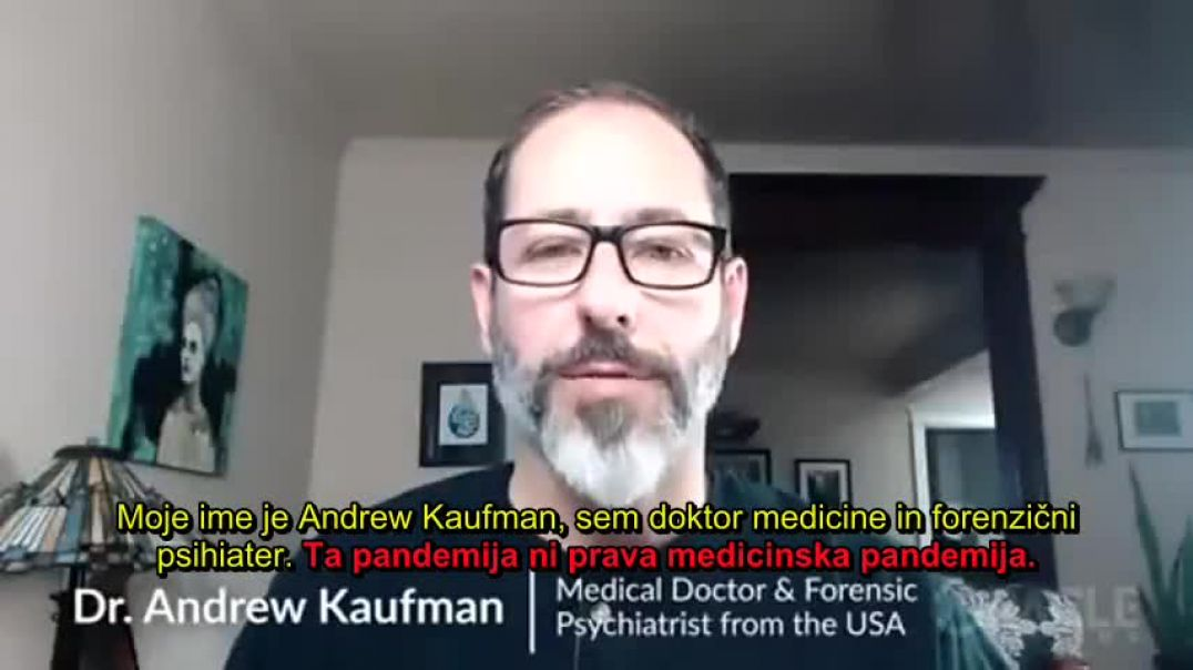 Warning of experts and doctors! (slo sub)