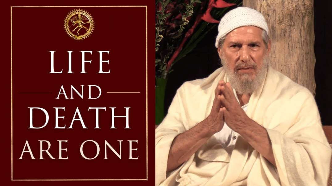 A Touch of Death Can Lead to Immortality - Shunyamurti Teaching