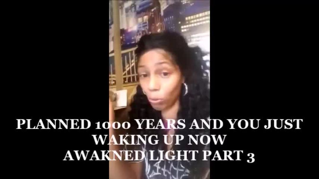 PLANNED FOR 1000 YEARS! BUT YOU ALL JUST WOKE UP.. PART 3 OCTOBER LIVE STREAM