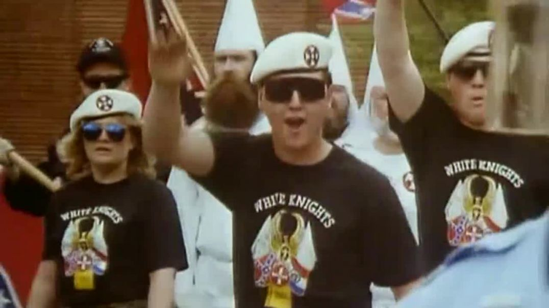 A day out with the Trumps - the missing link to KKK White Knights