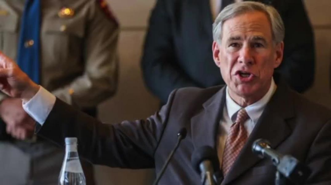 """Governor Abbott Hangs Up the Phone on """"Crisis Actor"""" CDC Director!"""