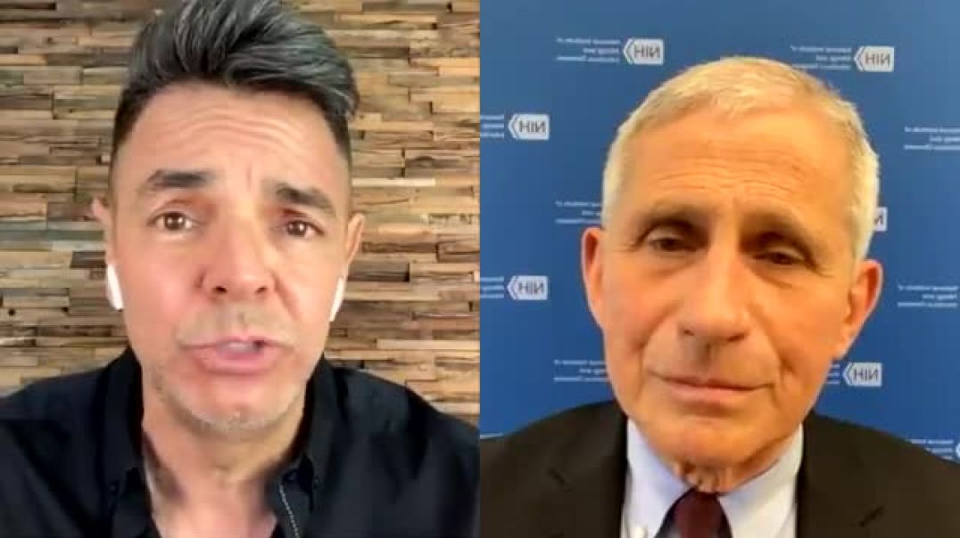 Dr Fauci gets grilled by Mexican comedian on vaccines