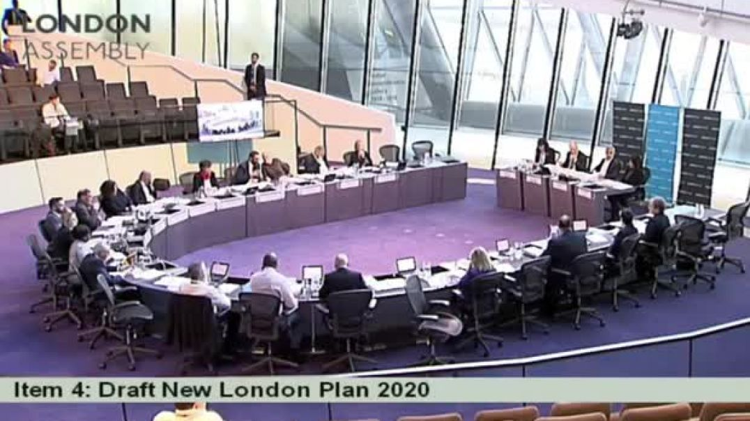David Kurten asks Sadiq Khan how he intends to both build 50-000 houses and protect green spaces