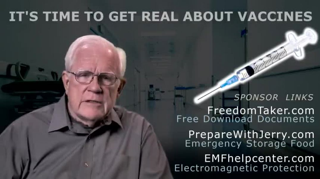 It's Time To Get Real About Vaccines - DELETED BY YOUTUBE!