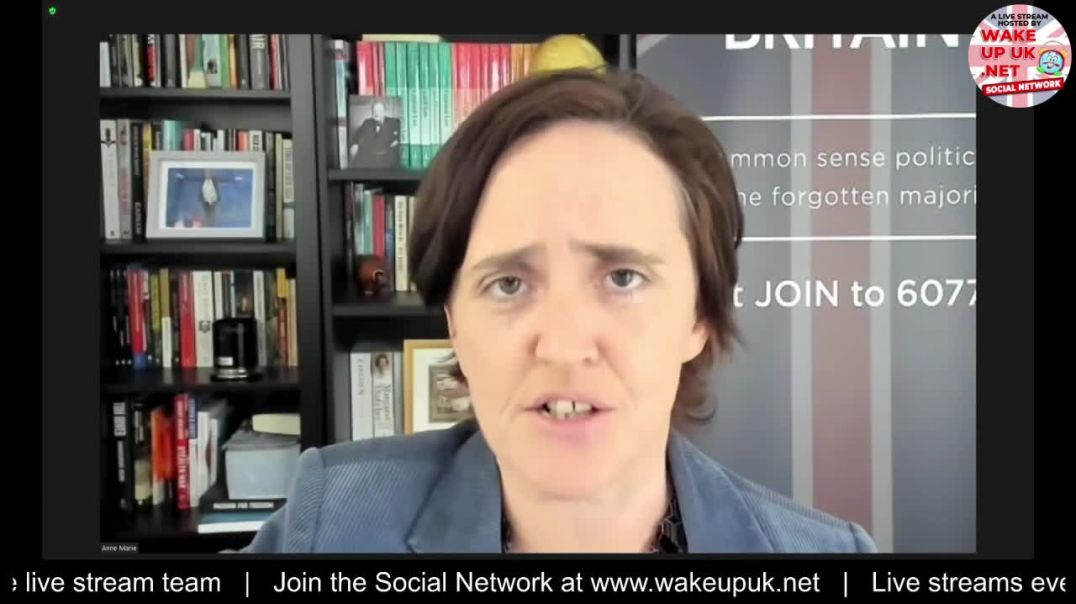 Winning Hearts and Minds with Anne Marie Waters (17th Feb 2021)