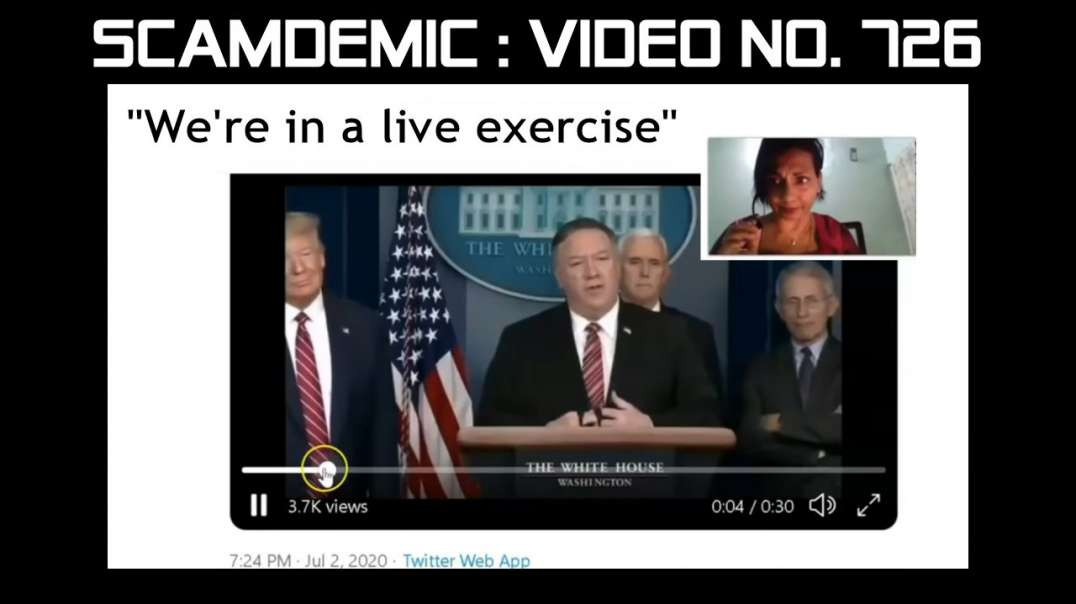 The Live WHO & United Nations Exercise