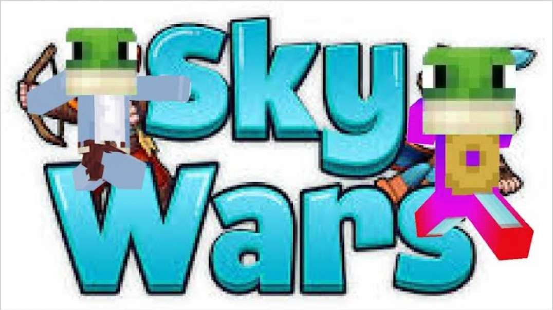 skywars with dolph using frog kit is hilarious
