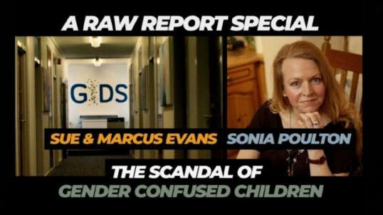 A RAW REPORT SPECIAL WITH SUE & MARCUS EVANS