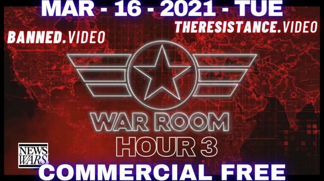#WarRoom HR3: Known Terrorist Arrested on Southern Border As Biden Crisis Spirals Out of Control