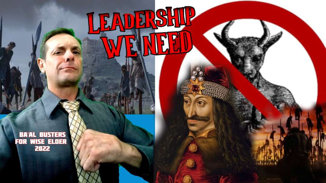 Leader Qualities and How WE Take Back our Freedom