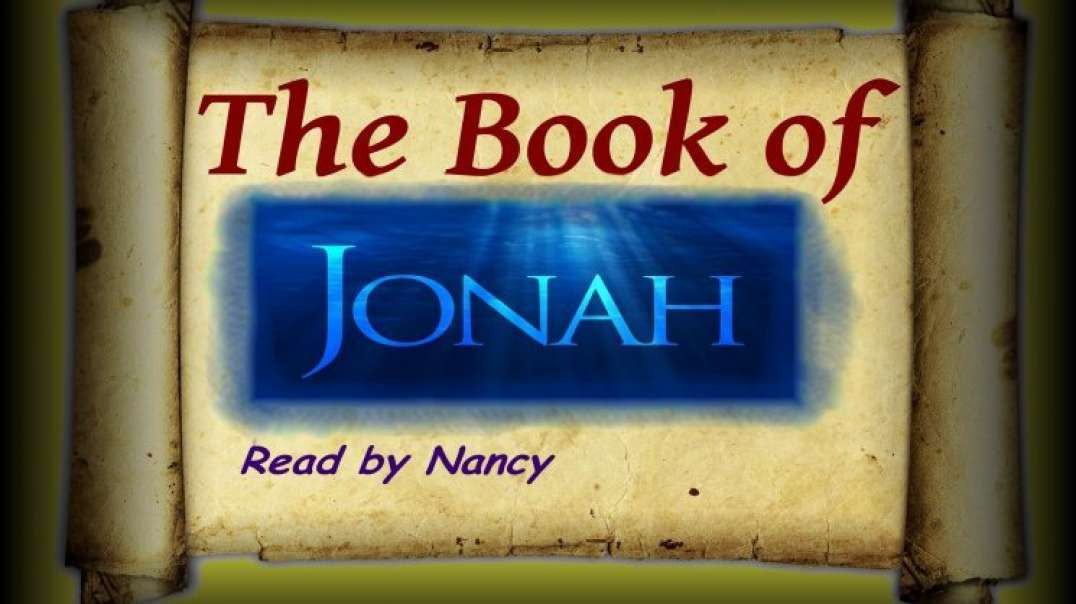 ⁣The Book of Jonah