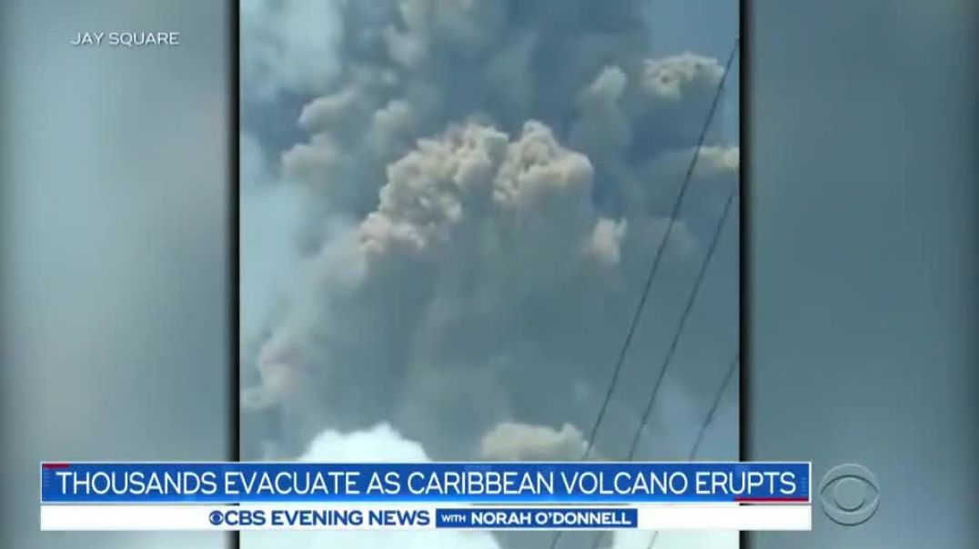 Horror On St Vincent - No Rescue from Volcano unless you take the Genetic Code Injection!