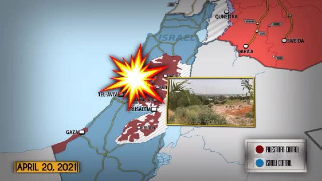 """Planned Explosion"" in Ramle, Israel; IDF Lashes Out at Syria"