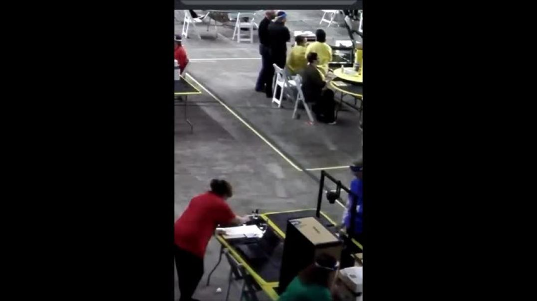 BREAKING – IT'S HAPPENING! Arizona Election Workers are Running Ultra-Violet Ballot Testing