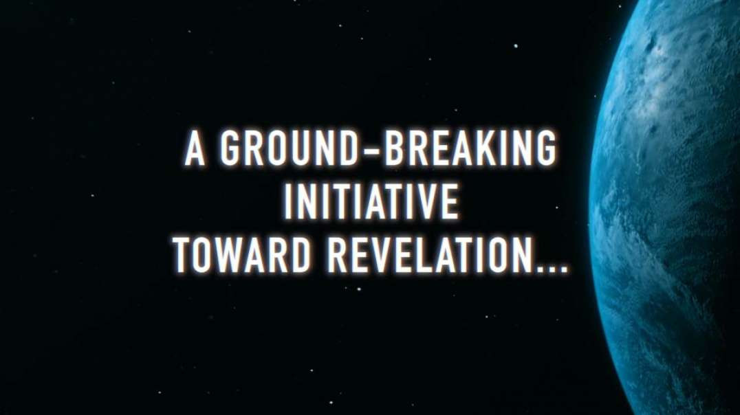 The Lazarus Initiative - A Message for All Humanity