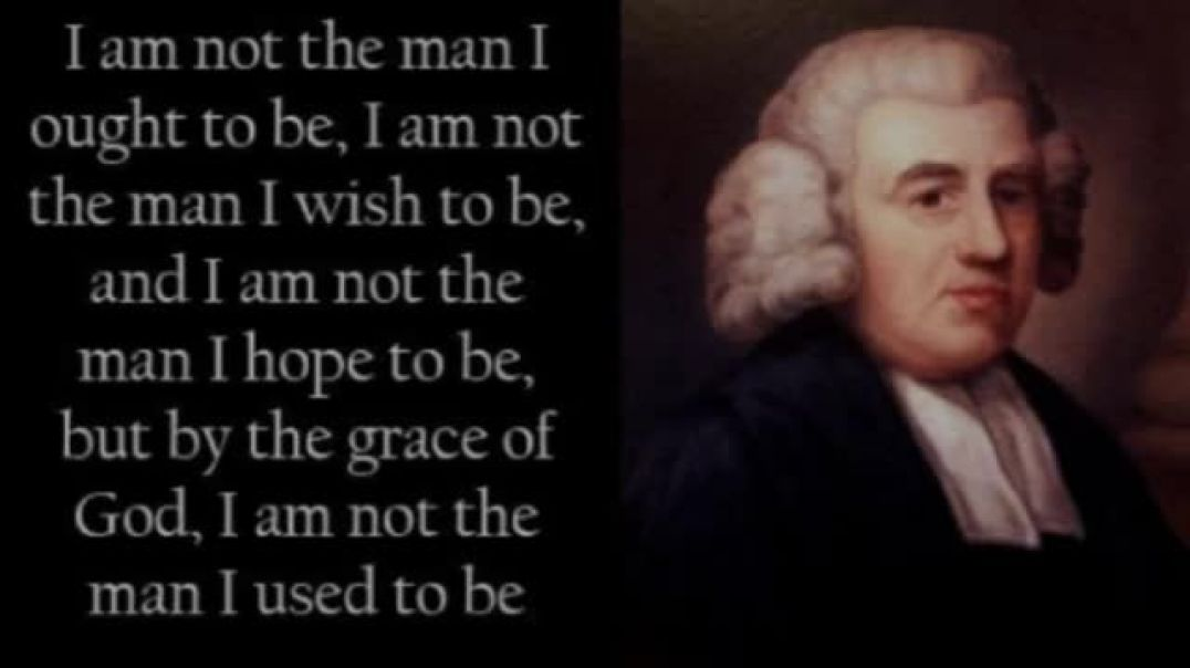 John Newton - From Slave Trader To Christian To Abolitionist | Amazing Grace