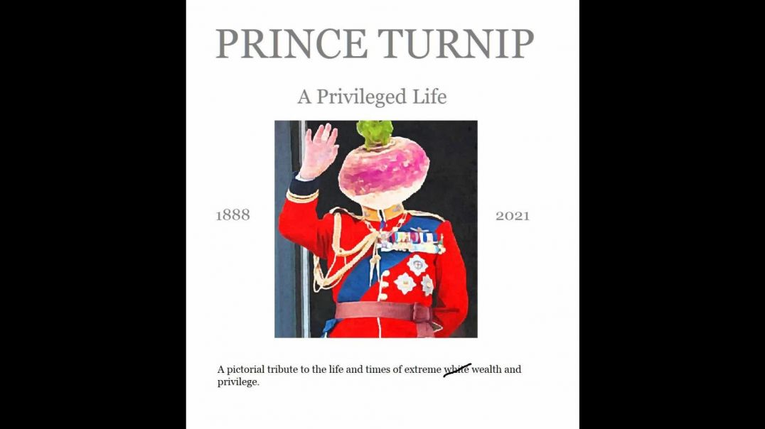 PRINCE TURNIP DUKE OF HAMBURGER 14TH EARL OF CHEESECAKE
