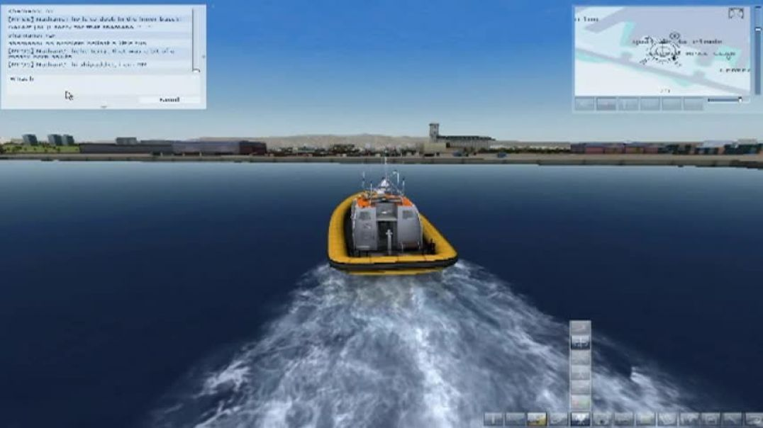 07 Ship Simulator 2008 (Multiplayer)